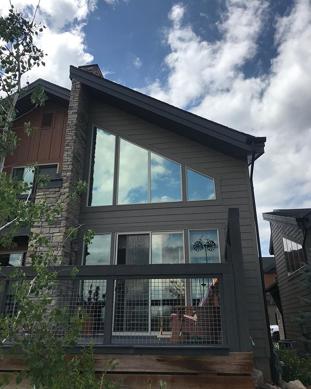 Installed Suntek's Drds film to this stunning home.  #simplycool #simplycoolwindowtint #simplycoolwindowtinting #windowtint #windowtinting #drds #suntek #suntekfilms