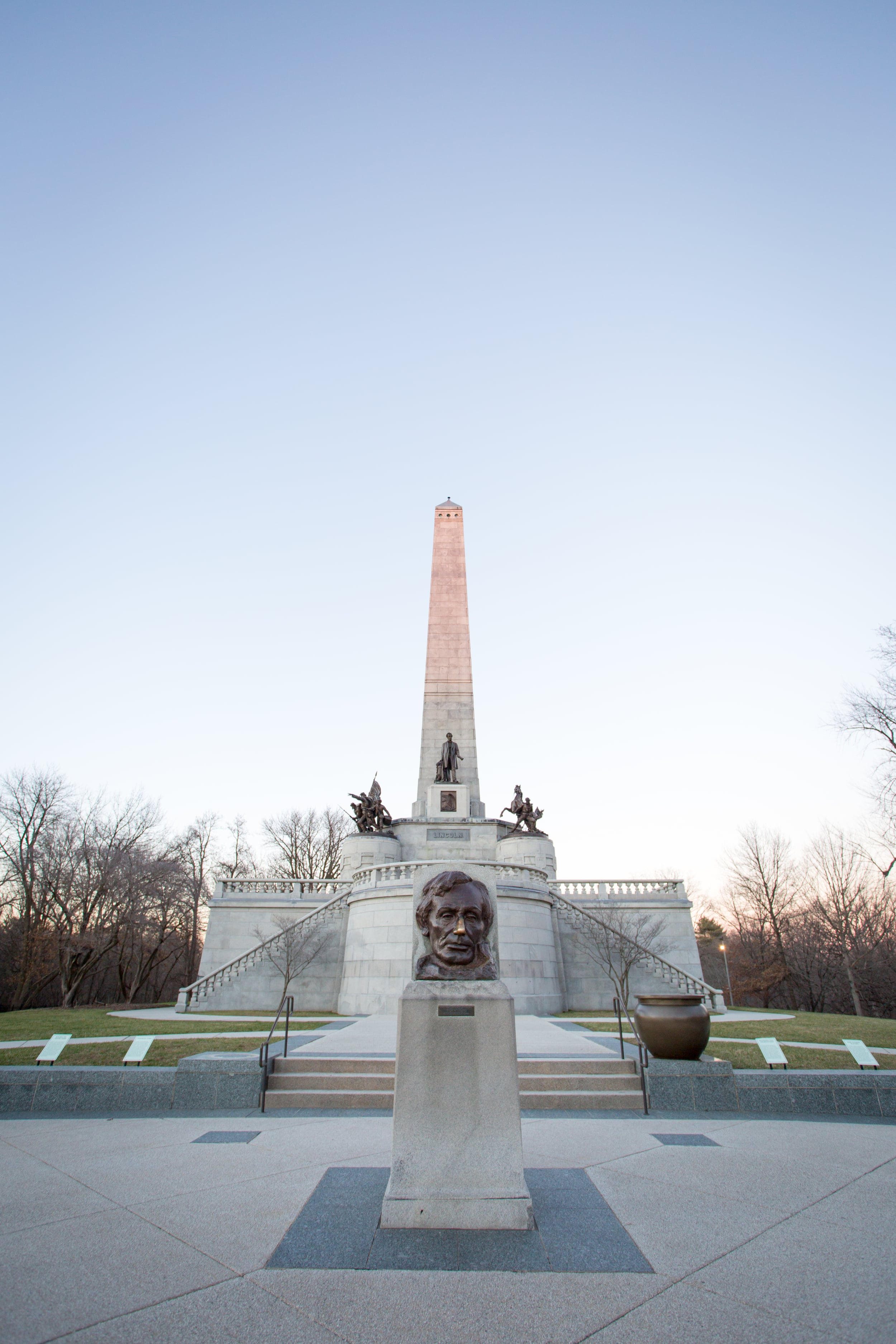 President Lincoln's Tomb