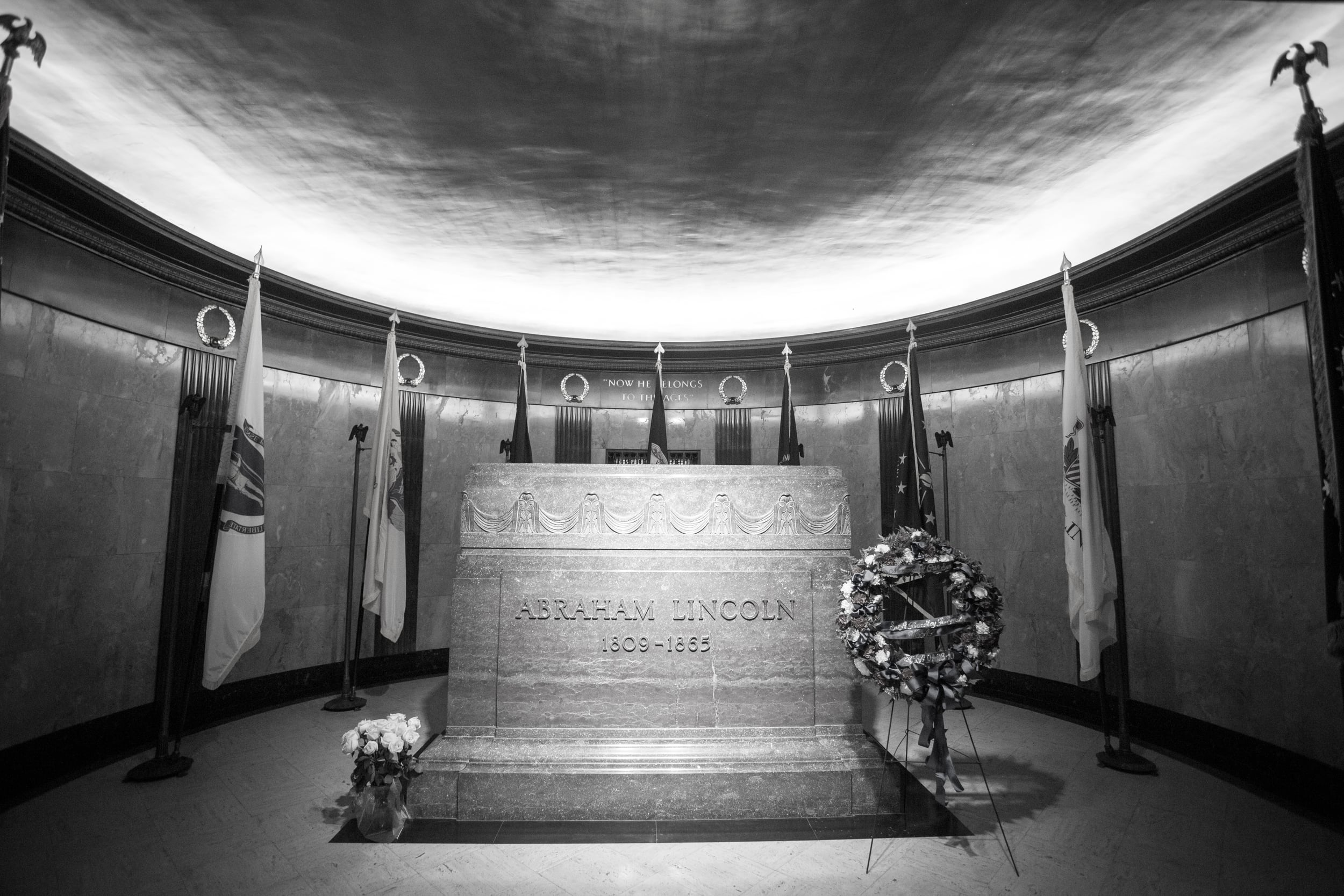 President Lincoln's Final Resting Place
