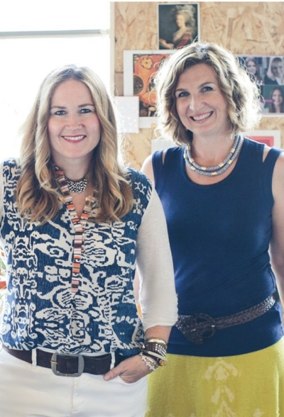 THE JILLS Cofounders, Megan AC Boswell, Corinne Neil, Brava Magazine : Women Entrepreneurs Solo Professionals, Freelancers, Consultants,  Resource Network