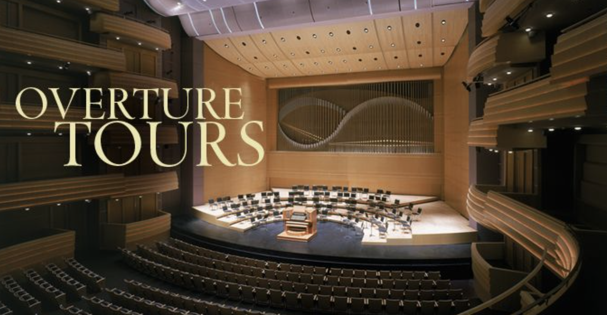 Overture Center Tour
