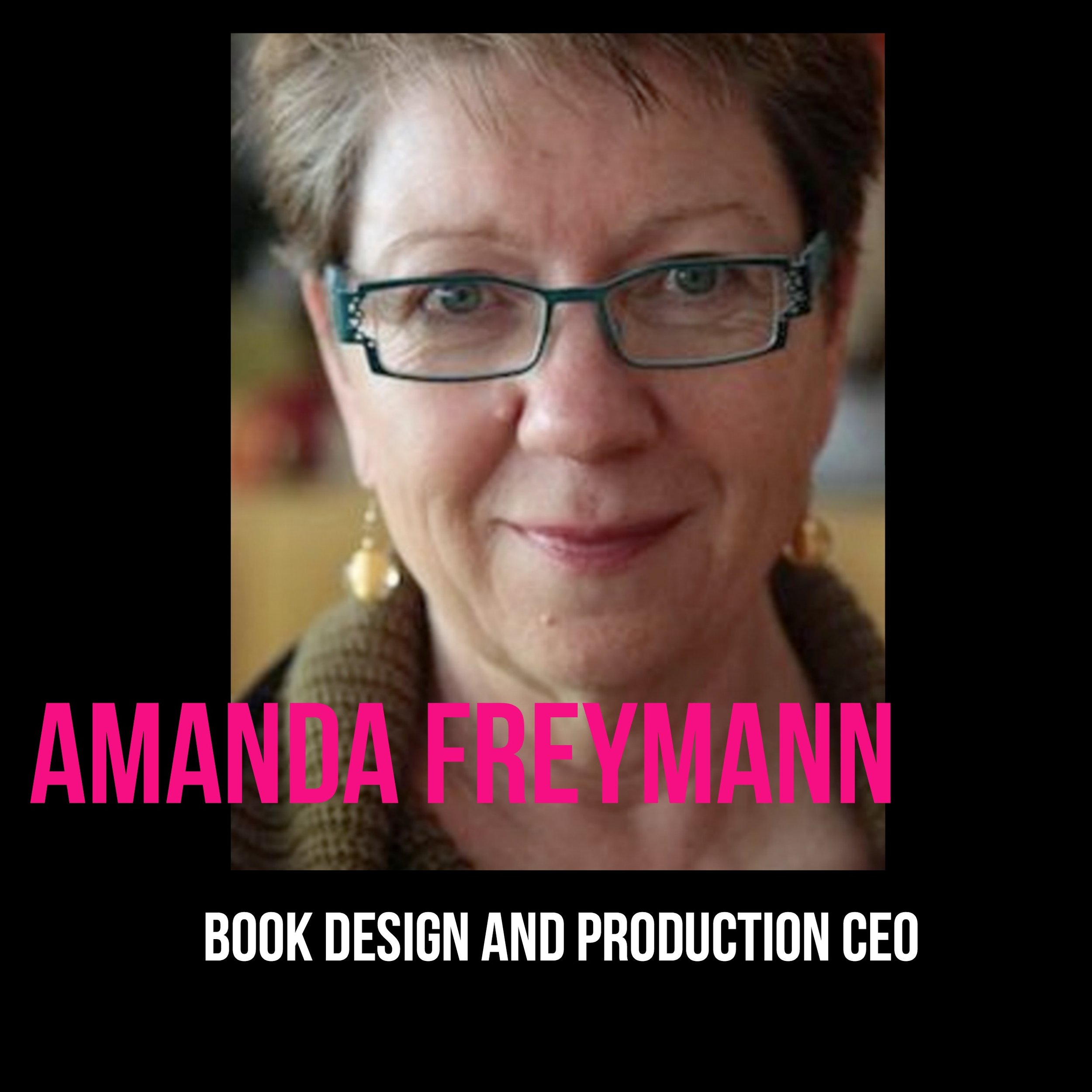 THE JILLS OF ALL TRADES™ Amanda Freymann Book Design and Production CEO