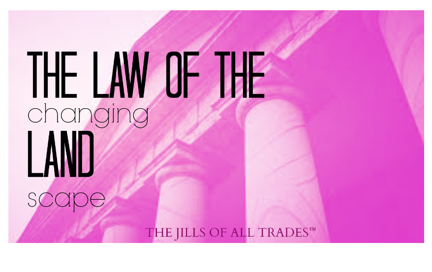 Law of the Land.jpgPaloma Kennedy Law; THE JILLS OF ALL TRADES , laws freelancing, gig economy legal services, lawyer