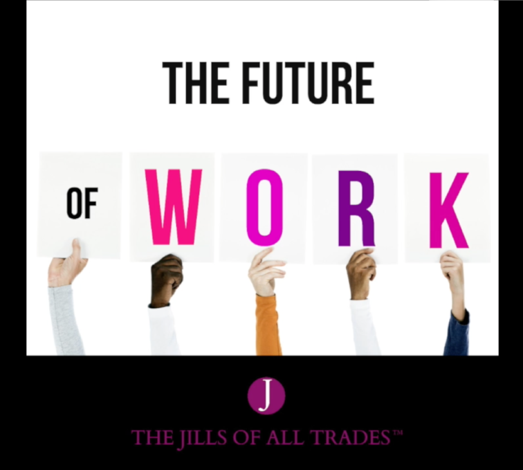 THE JILLS OF ALL TRADES™ is a powerhouse talent collective of Freelancers, Consultants & Entrepreneurs. Our platform AGGREGATES solo professionals, who are often fragmented and hard to find, to gain bolder & bigger marketing exposure. We CENTRALIZE relevant resources, tips, & tools to make it easier & faster for solos to run their businesses. By creating a community of gig economy peers, we SOCIALIZE an all too isolating work style