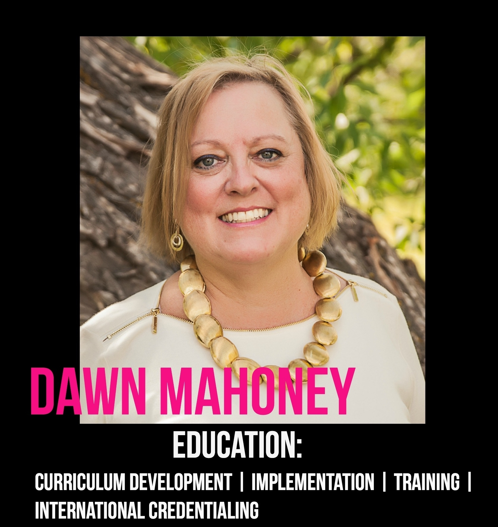 THE JILLS OF ALL TRADES™ Dawn Mahoney Adult Learning Expert
