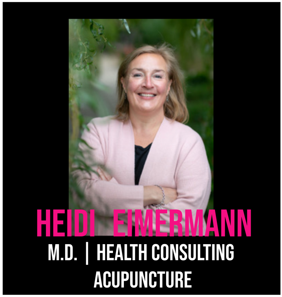 Copy of THE JILLS OF ALL TRADES™ Heidi Eimermann MD Health Consulting Acupuncture