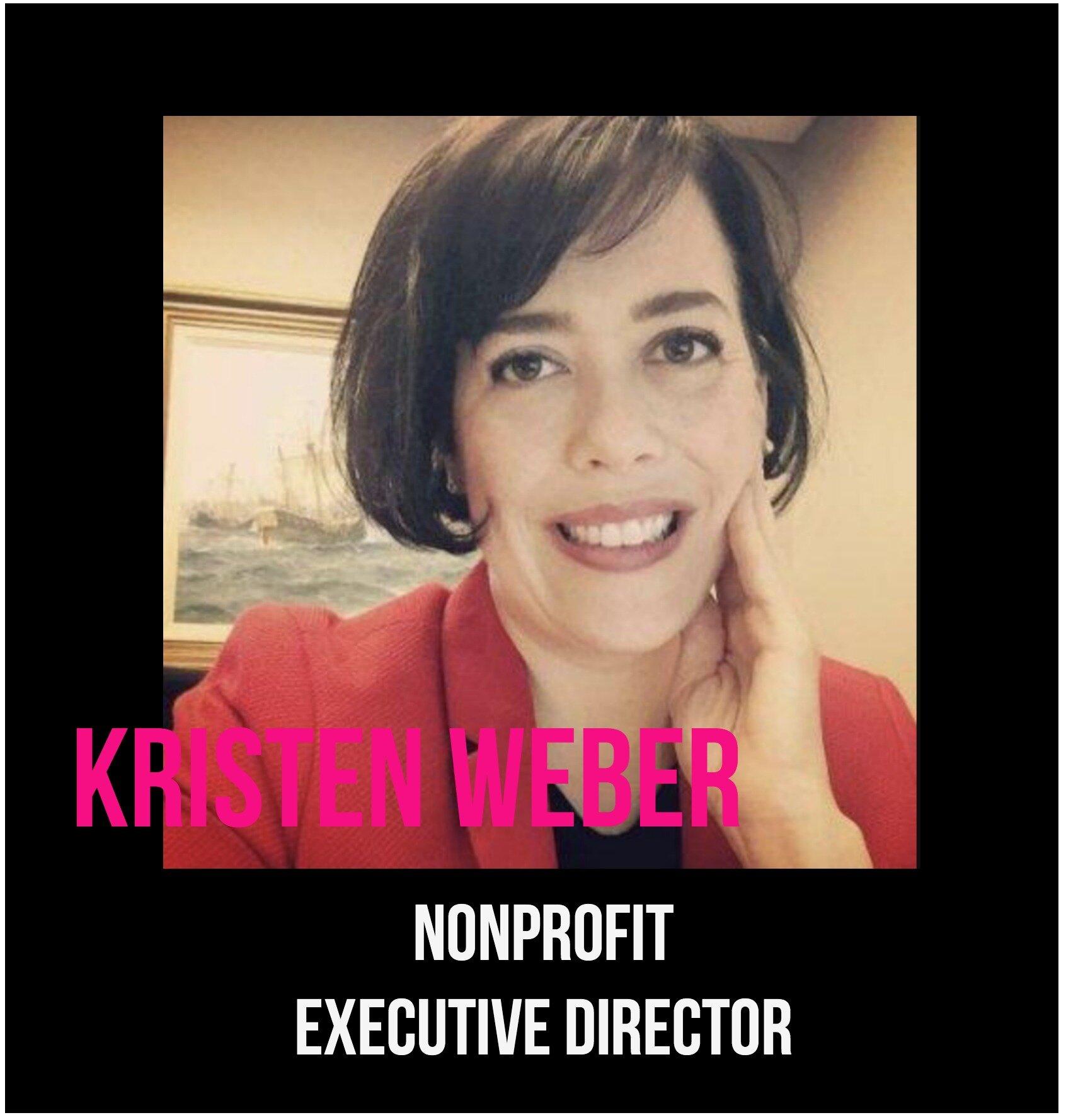 THE JILLS OF ALL TRADES™ Kristen Weber Non-Profit Executive Director
