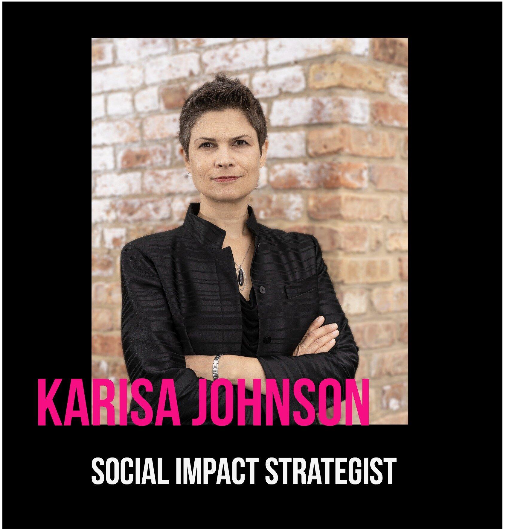 THE JILLS OF ALL TRADES™ Karisa Johnson Social Impact Strategiest