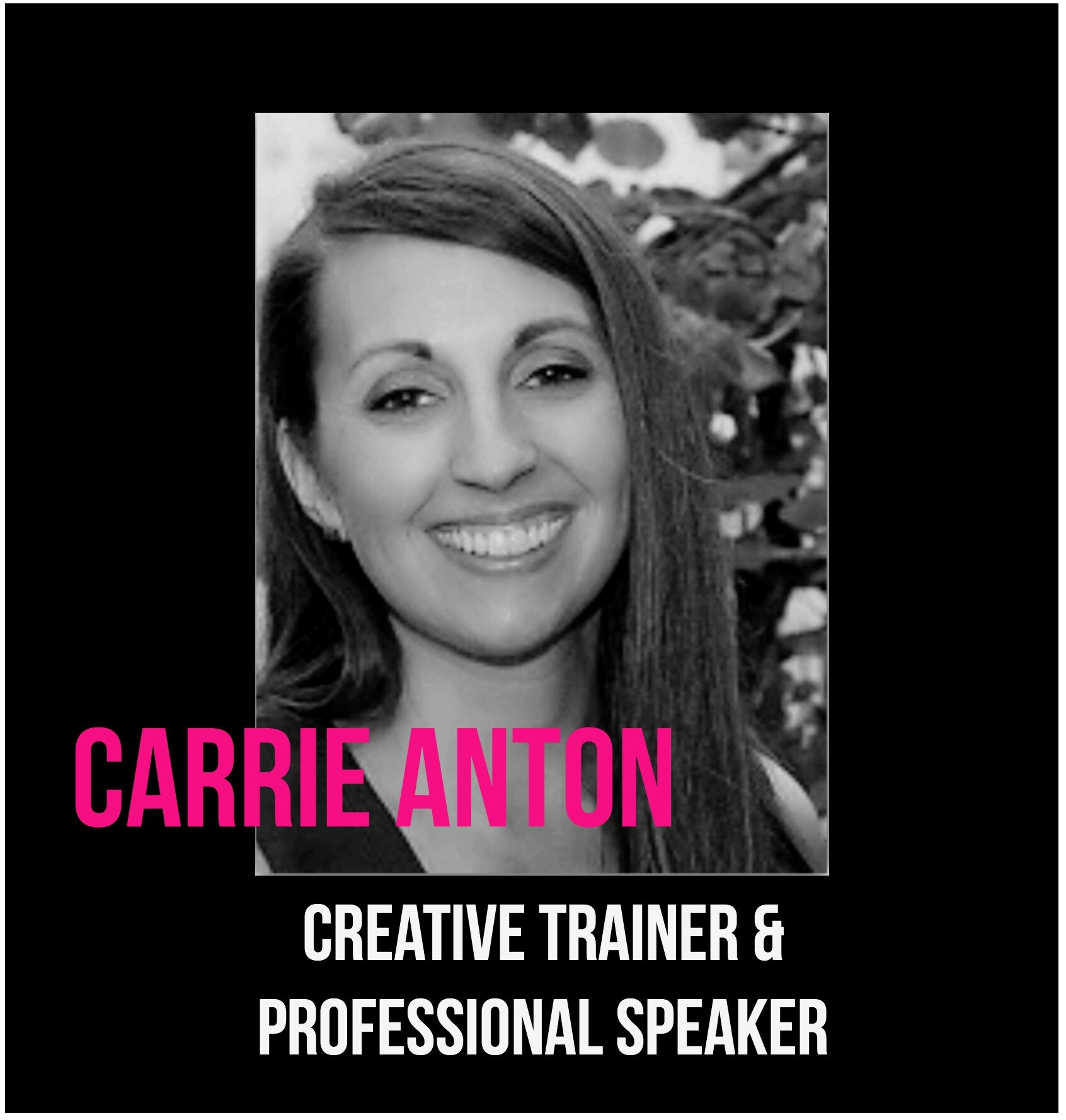 THE JILLS OF ALL TRADES™ Carrie Anton Creative Trainer & Professional Speaker