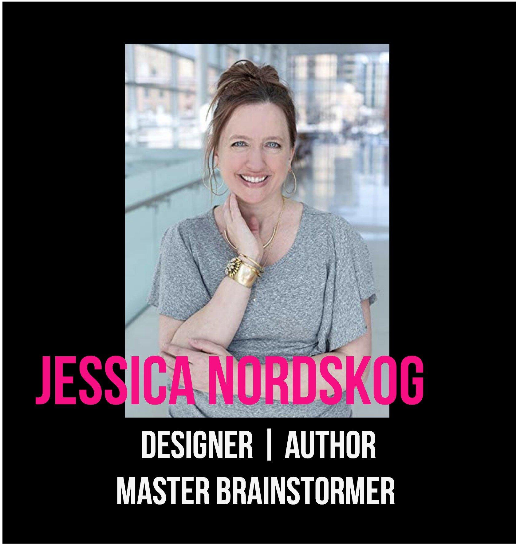 THE JILLS OF ALL TRADES™ Jessica Nordskog Designer Author Master Brainstormer