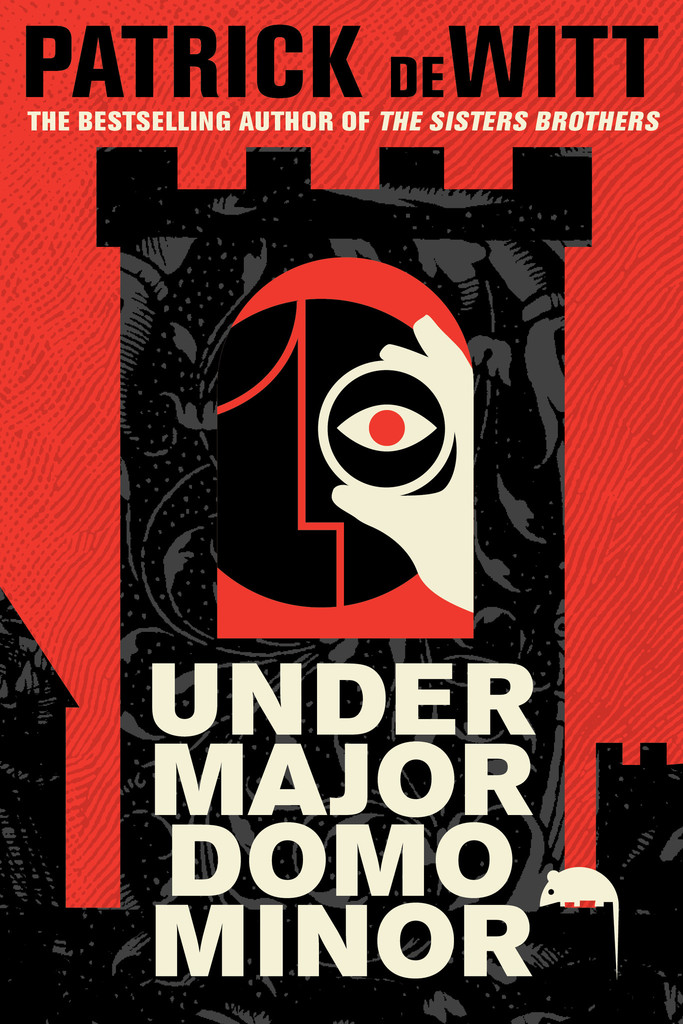 Undermajordomo Minor  (House of Anansi Press)