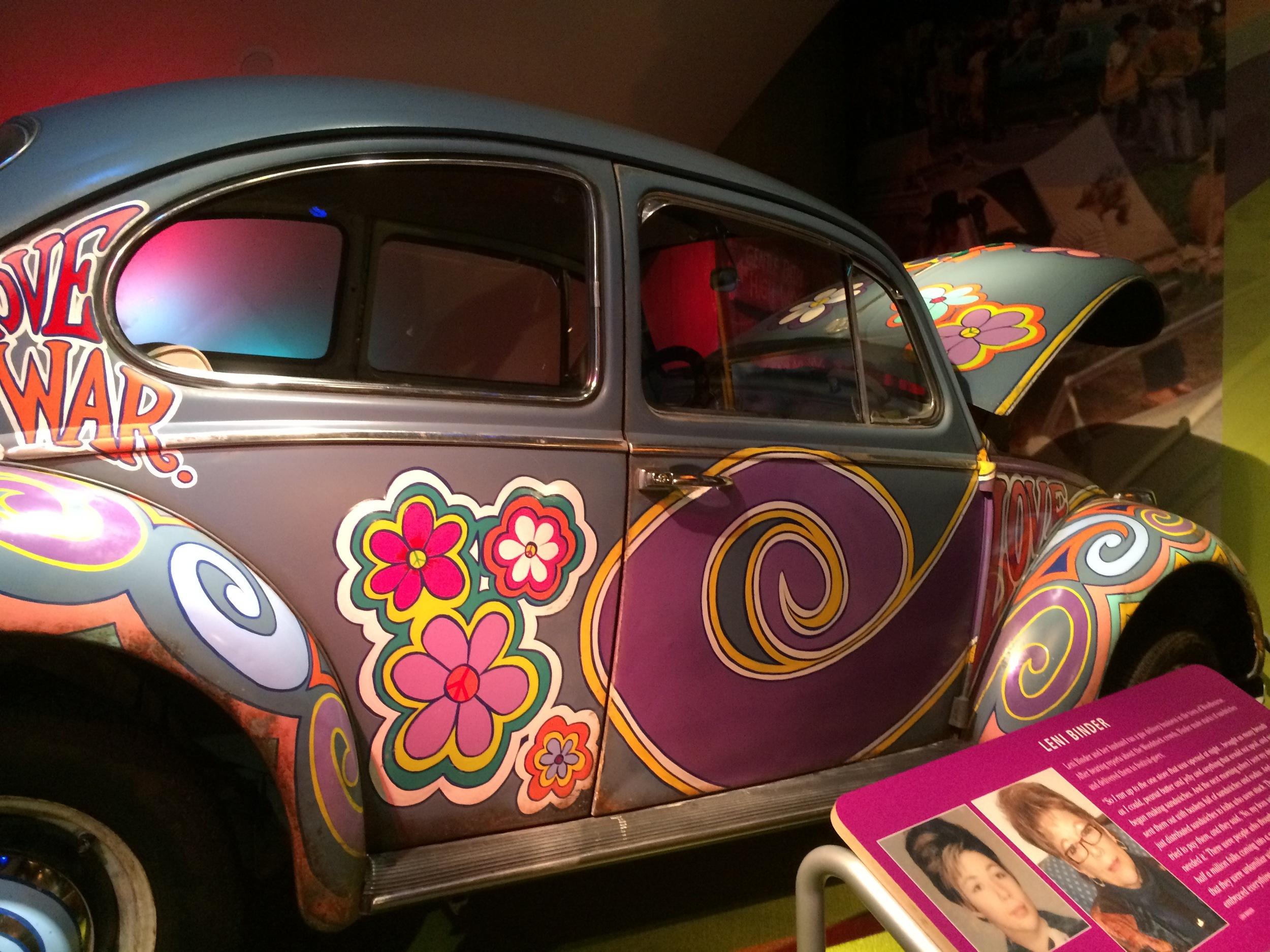 VW Display  (Jennifer Merrick)