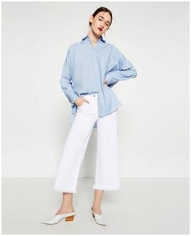 ZARA culottes, $69.90