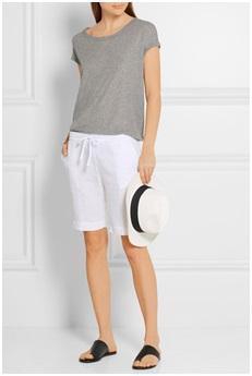 James Perse  Linen Shorts, $175 USD