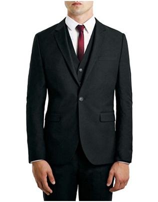 TOPMAN  New Fit Skinny Suit Jacket, $149