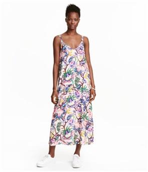 H&M V-Neck Dress,$69.99
