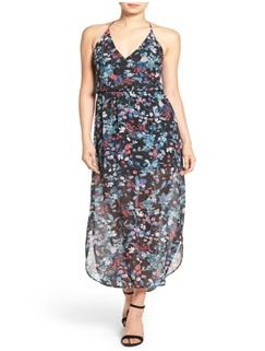 Lush  Surplice Maxi Dress, $64.28