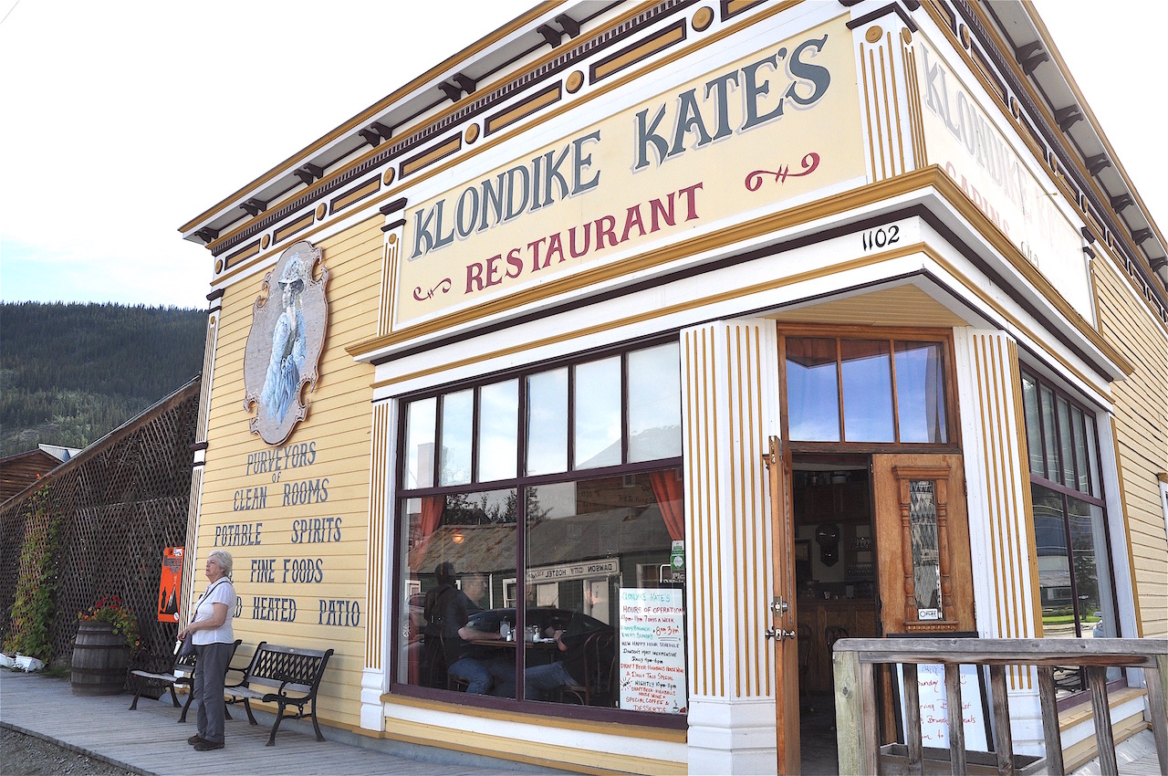 Check out Klondike Kate's for the best breakfast in town.