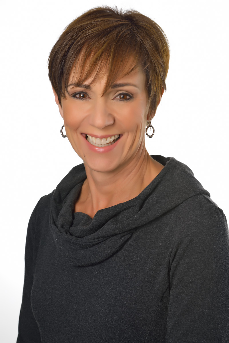 Lori Bacon, Swimco's president and owner