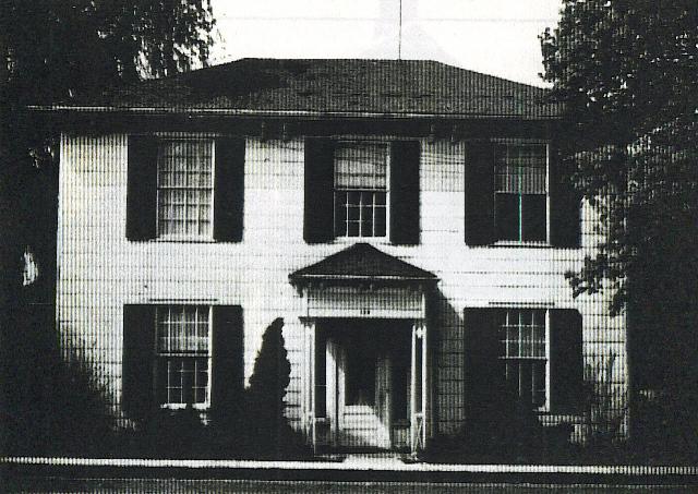 Minerva's Bower, Streetsville, 1960