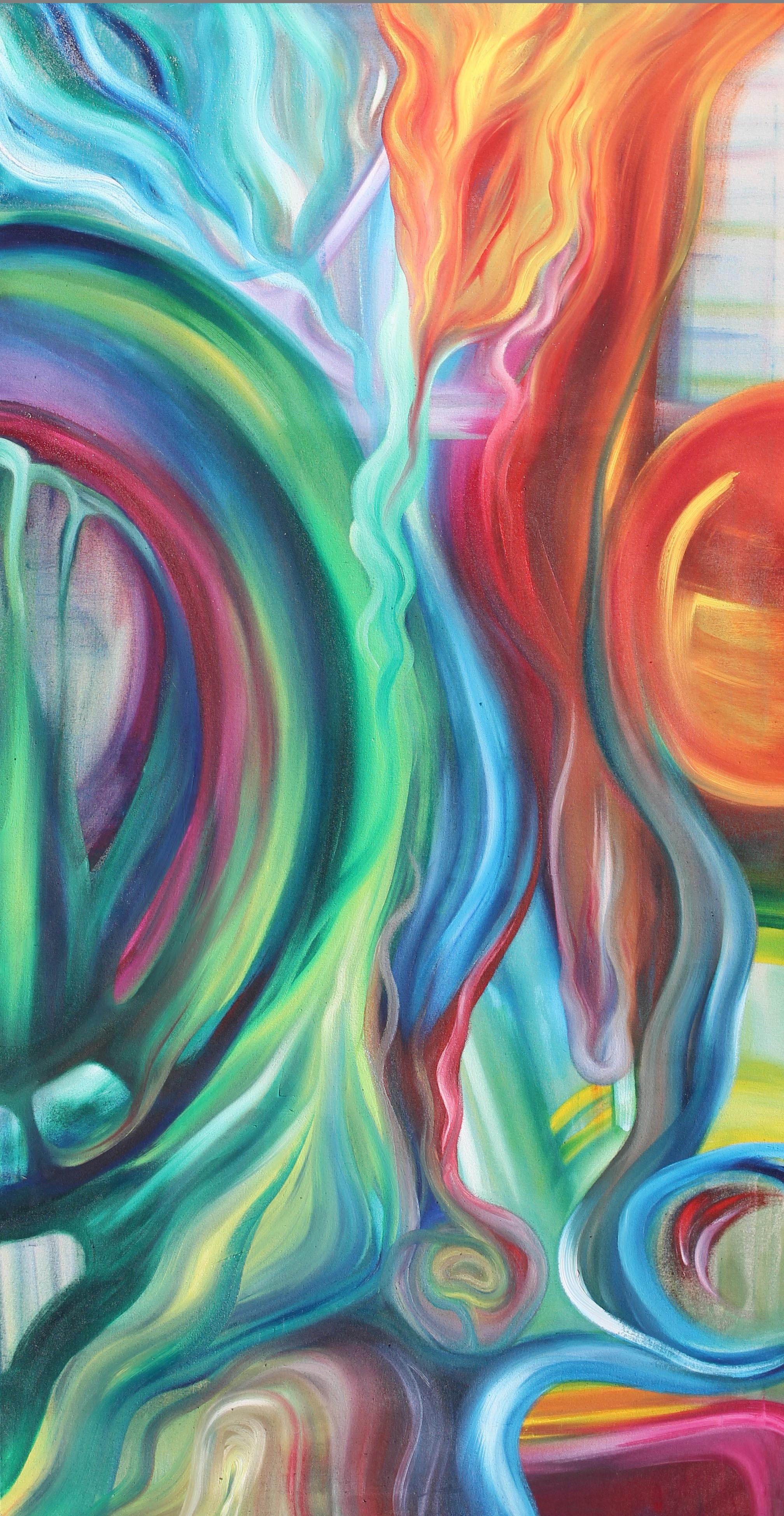 01. Virdi_Amrita Transience (2016) Oil on Canvas, 24x60 inches.JPG