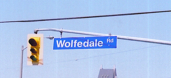 Wolfedale Road Sign.jpg
