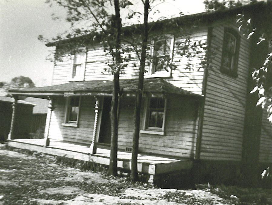 Ritchie Farmhouse, 1950