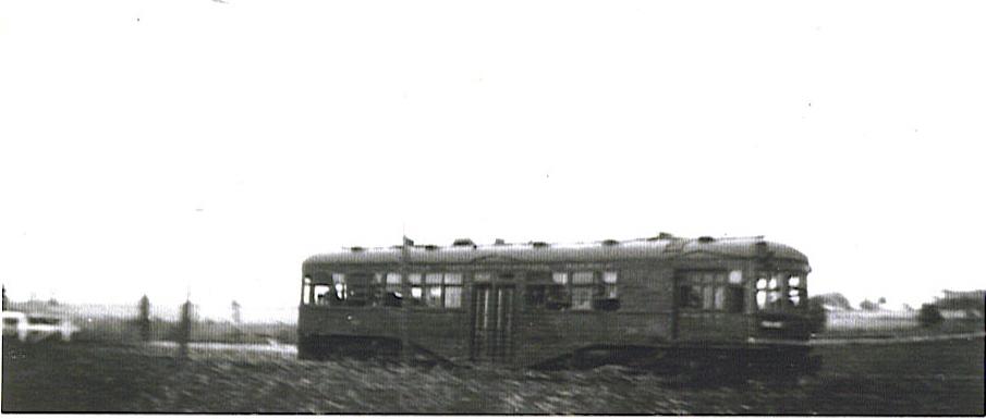 Radial Railway Train, 1930