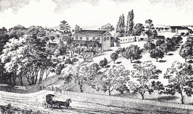 Cherry Hill House - from the 1877 Historical Atlas of Peel County.jpg