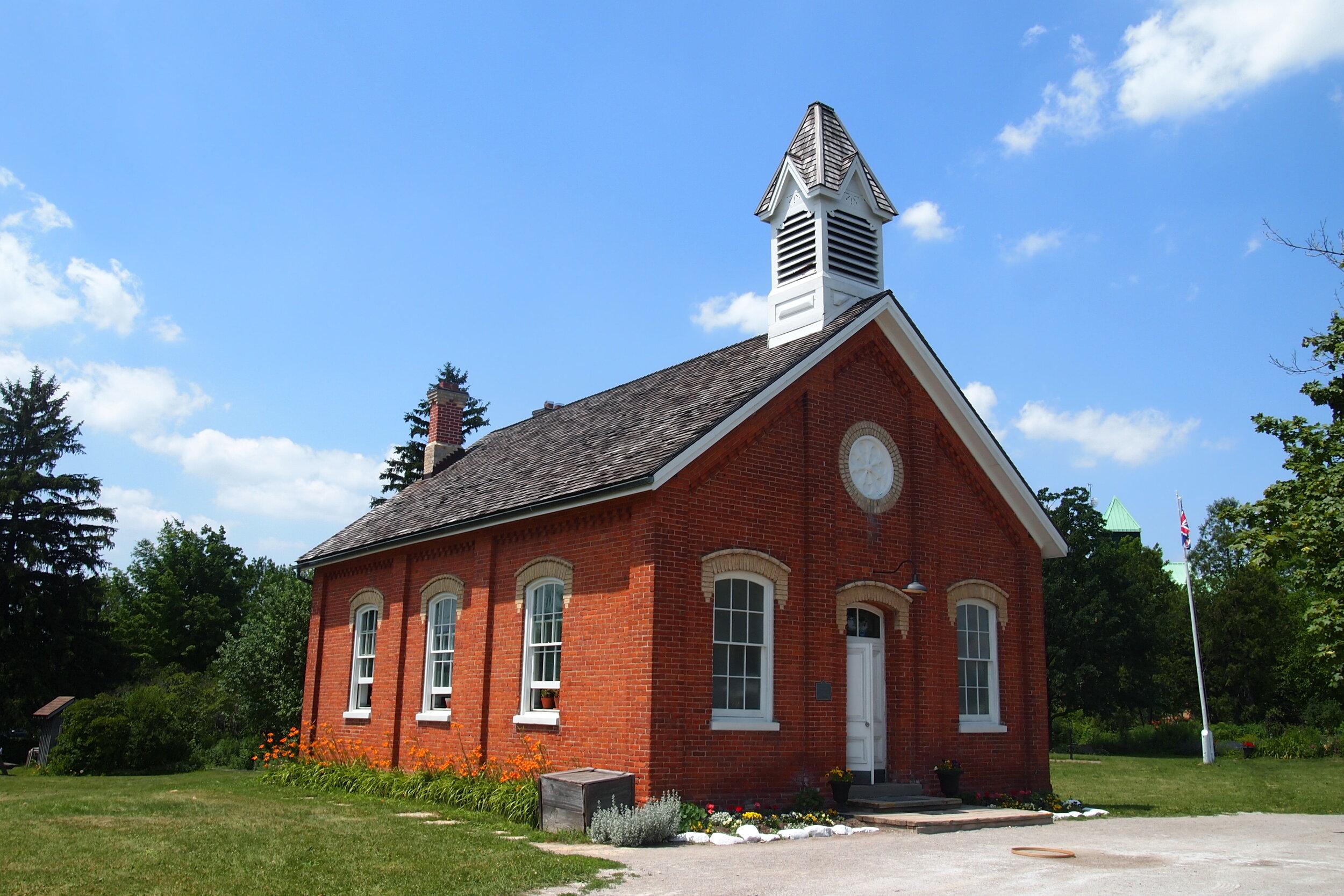 Old Britannia Schoolhouse.JPG