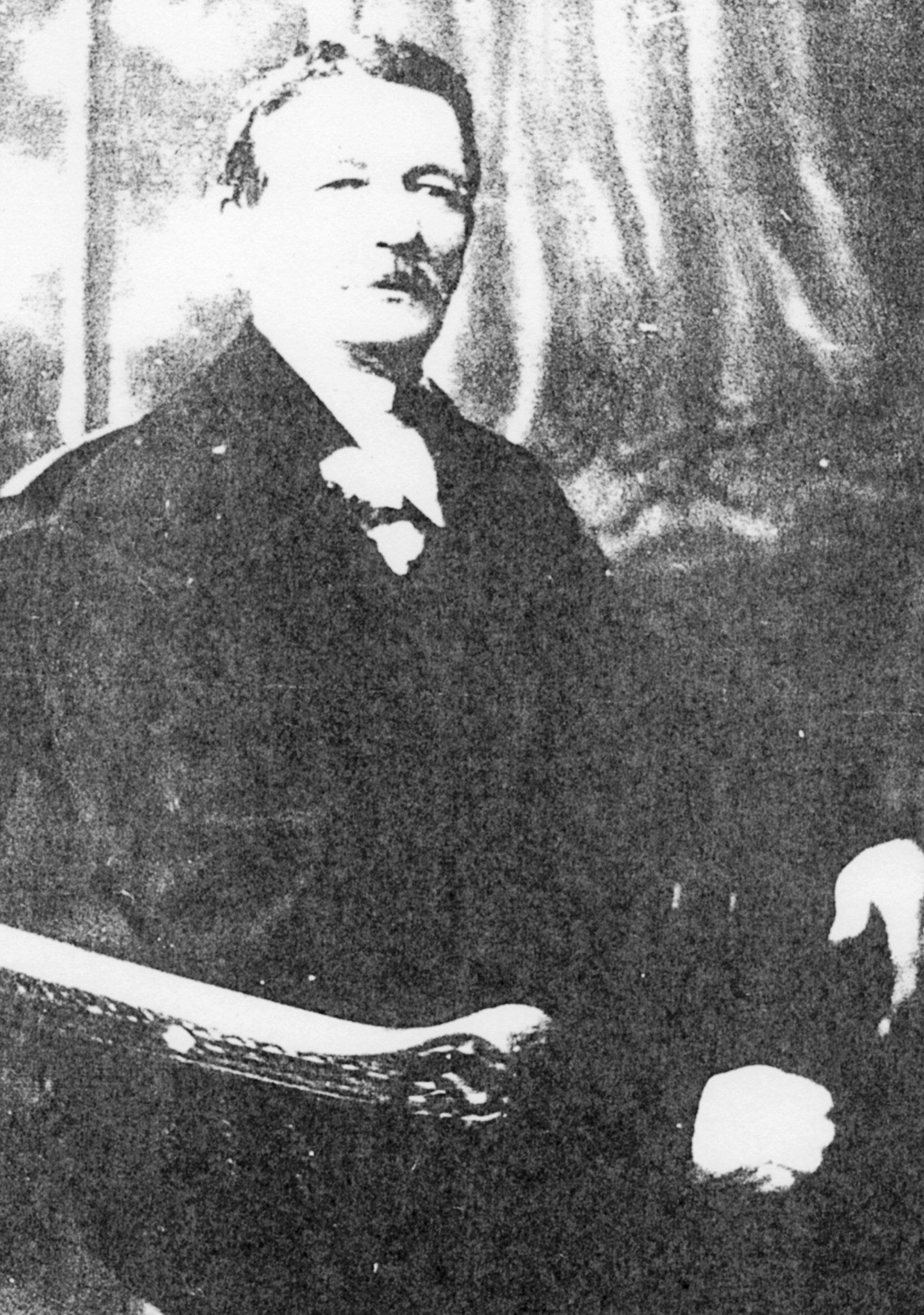Dr George William Silverthorn