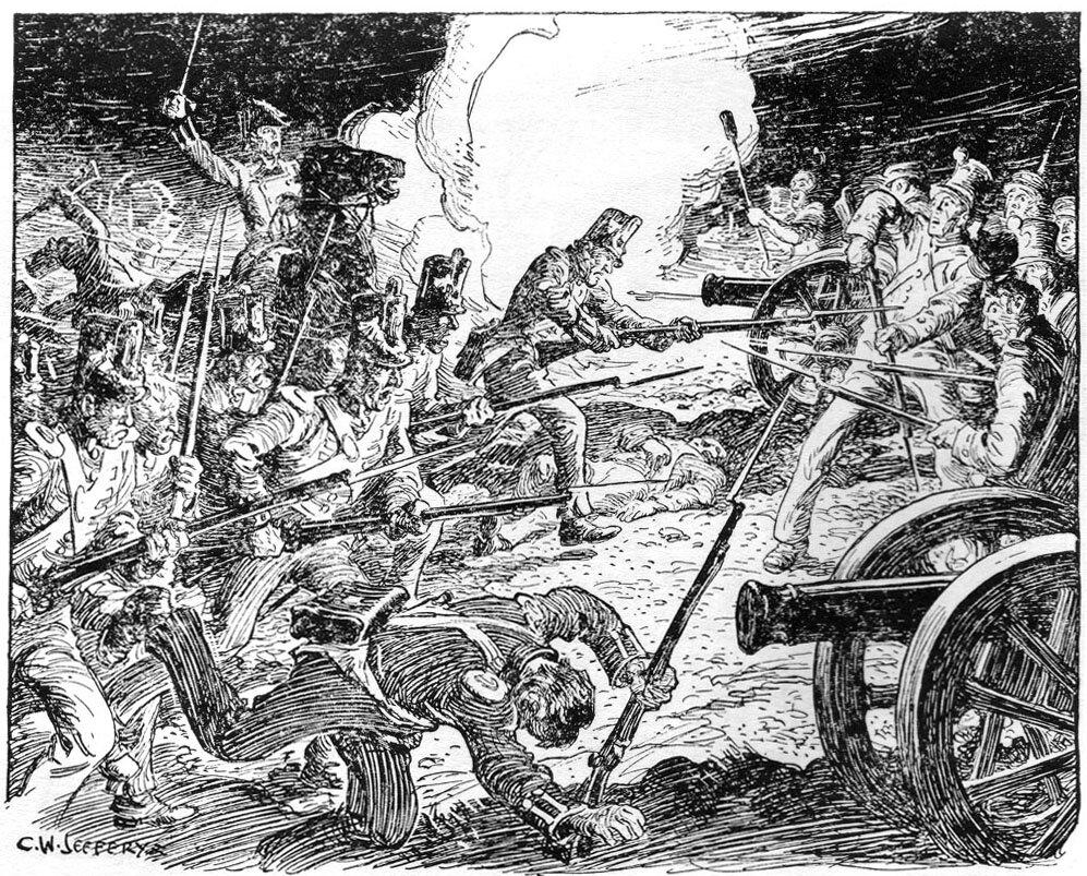 Battle of Stoney Creek by CW Jefferys.jpg