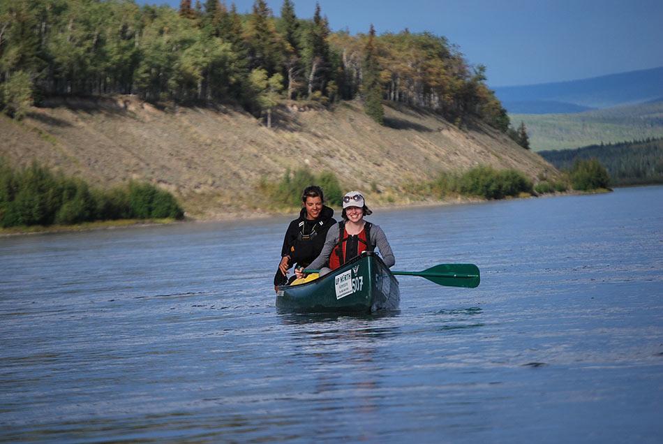 Yukon Explorer youth leadership camp