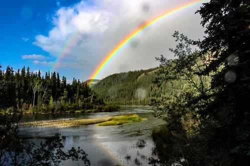 Copy of Rainbow in Yukon