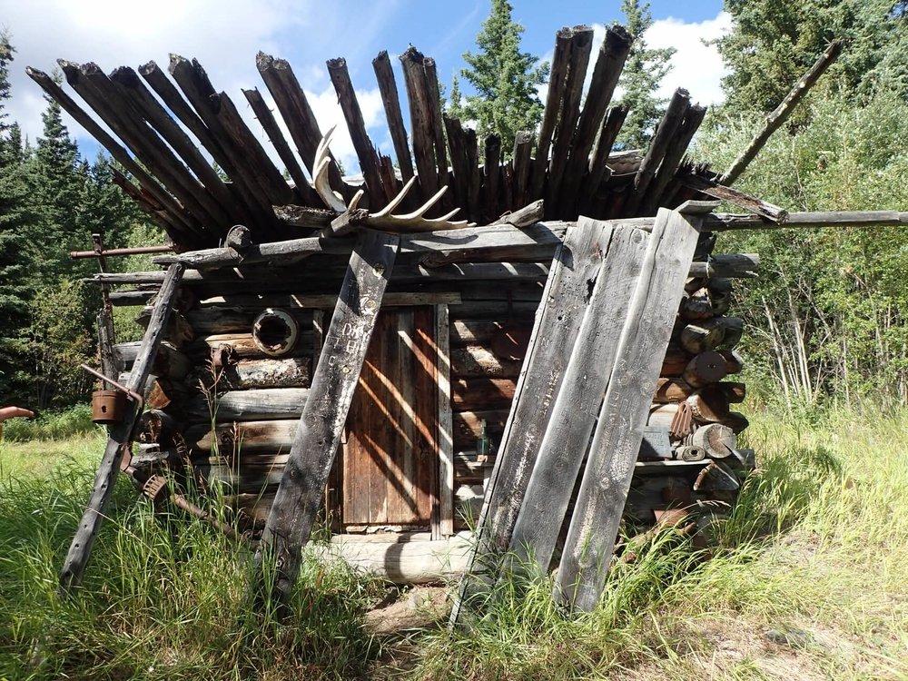 Copy of Cabin in Yukon