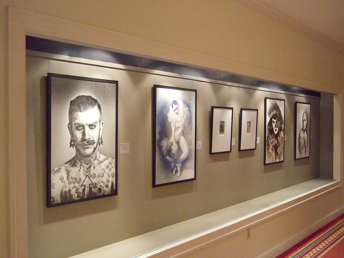 2013 Dress Up, group exhibition Panopticon Gallery, Boston, MA, USA