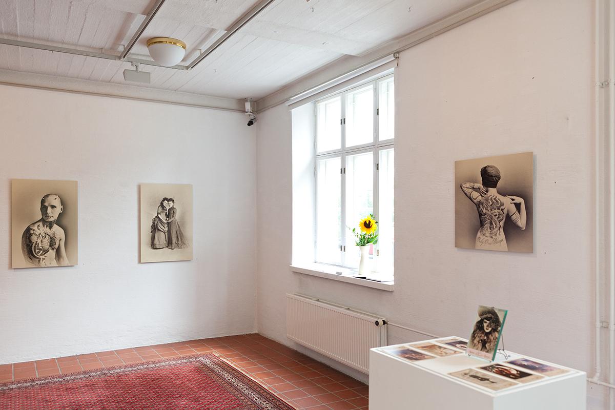 2012 Alter Ego, solo exhibition Lönnström Art Museum, Rauma, Finland