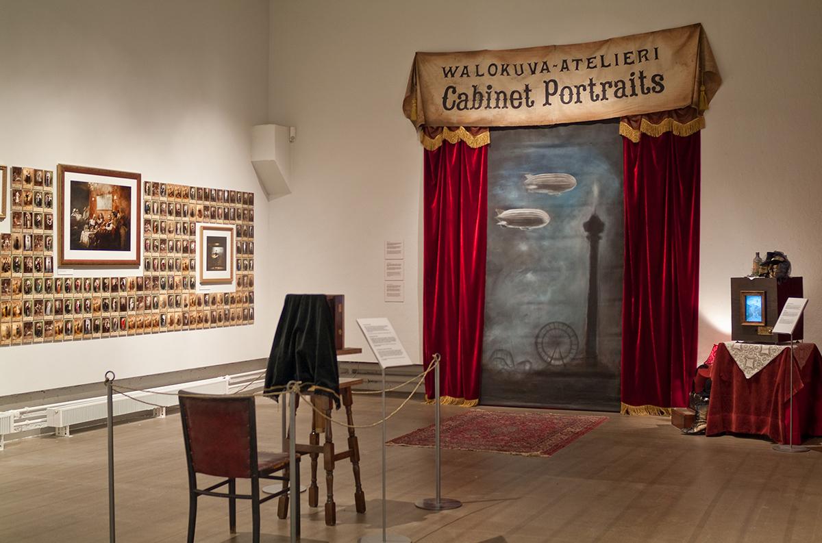 2010 Atelieri O. Haapala, solo exhibition Finnish Museum of Photography, Helsinki, Finland