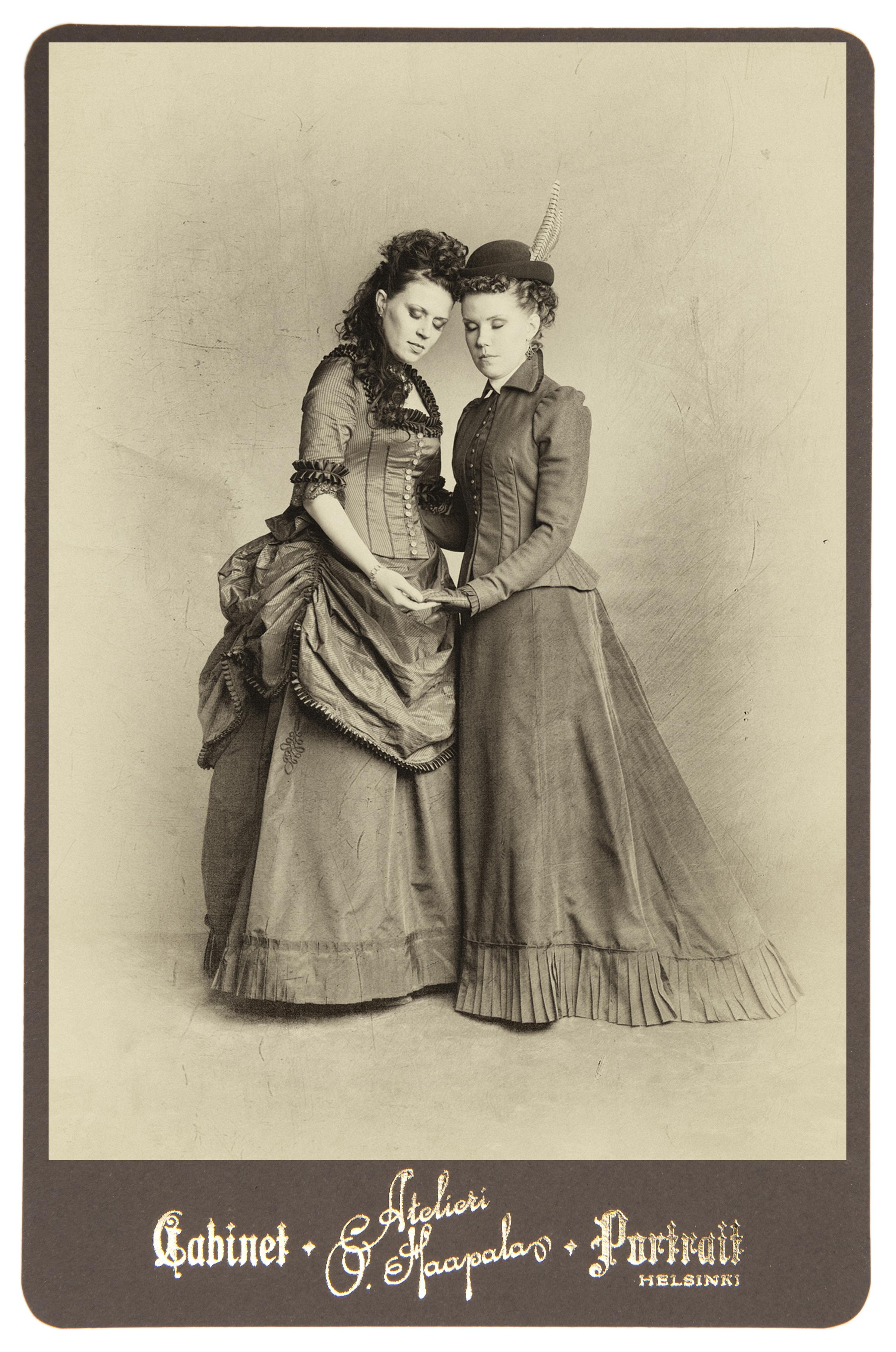 4. Anne & Ranja -