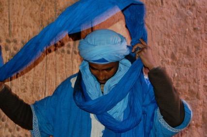 """A Moroccan """"wrapper"""""""
