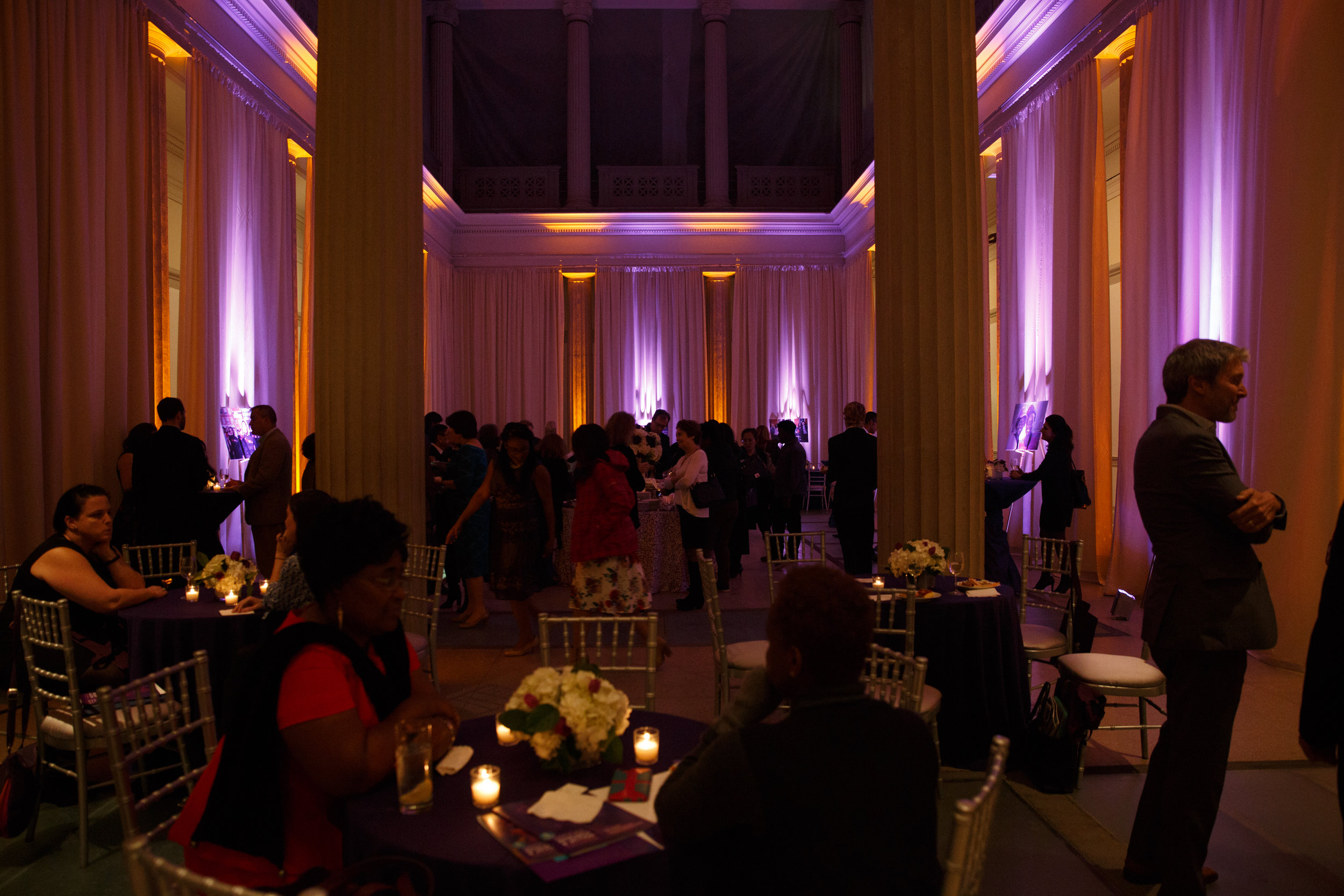 The Global Women's Institute Leadership Council Five Year Anniversary Celebration   Photo: The Global Women's Institute