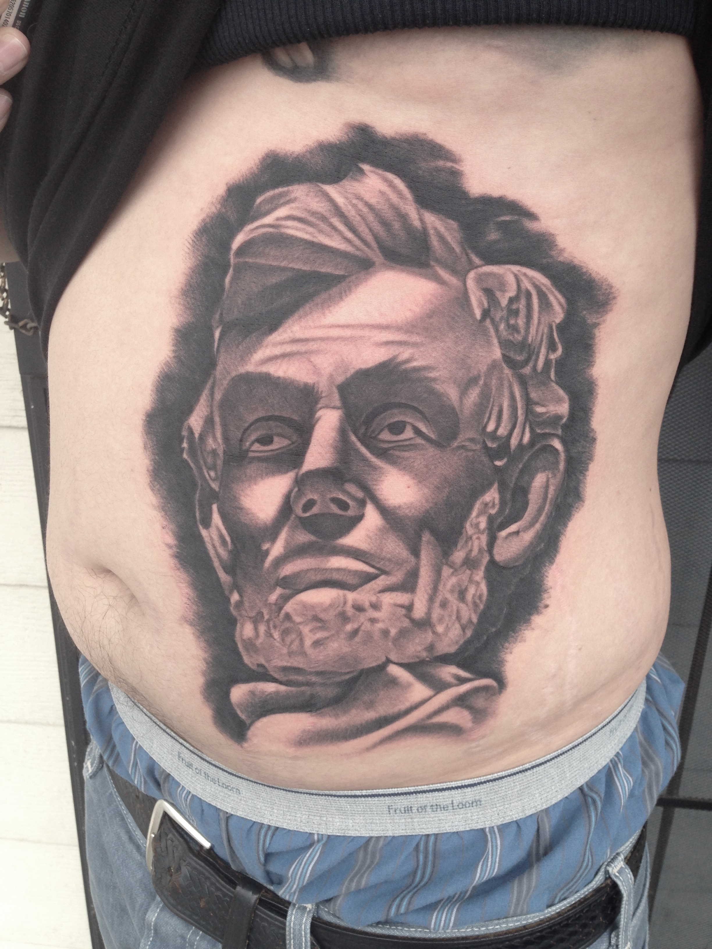 Abe' Lincoln
