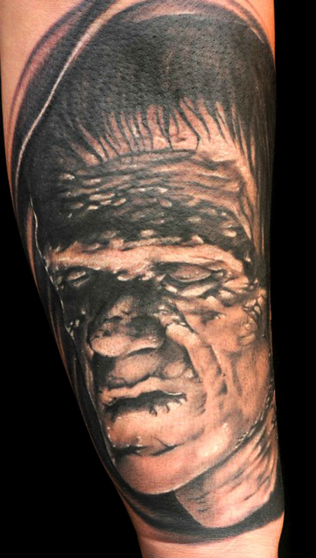 Frankenstein,