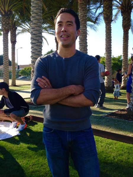 Marc Ching, Animal Hope and WellnessFoundation