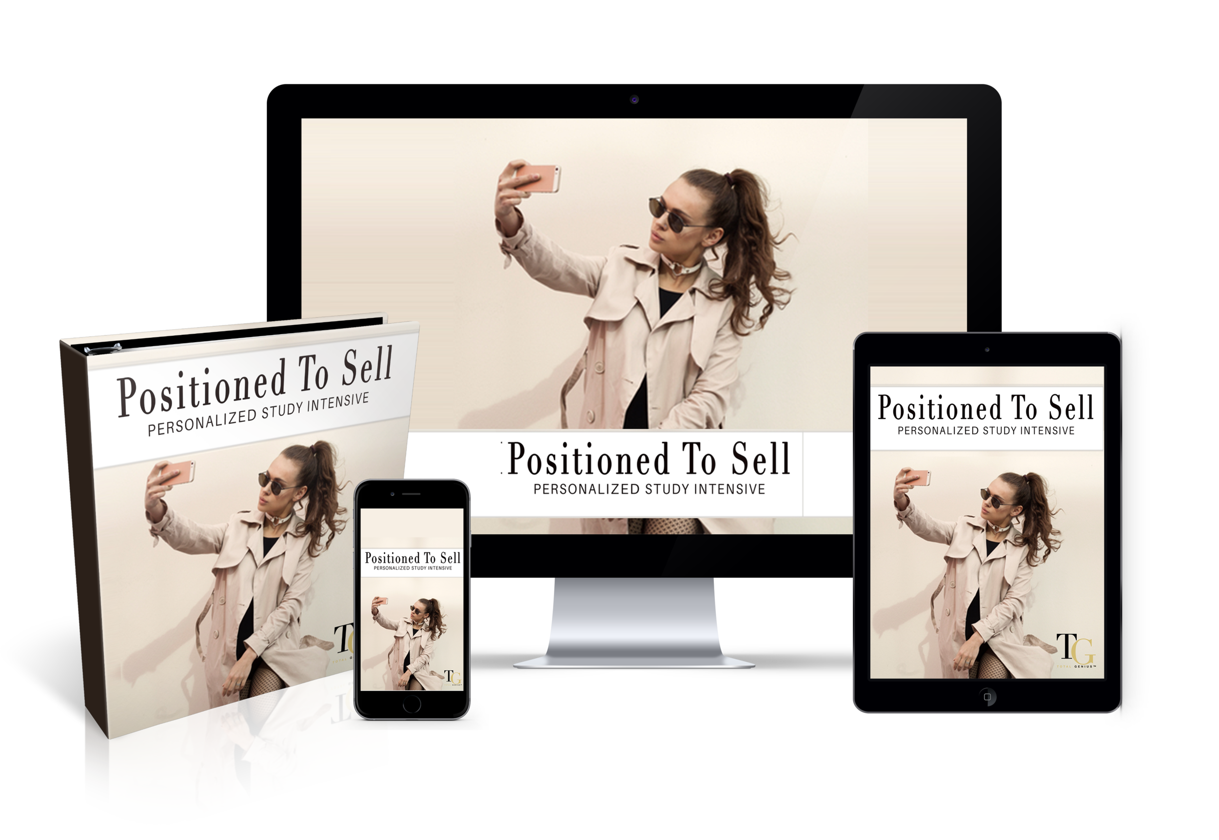 Positioned to Sell, get clients http://positionedtosell.totalgenius.net