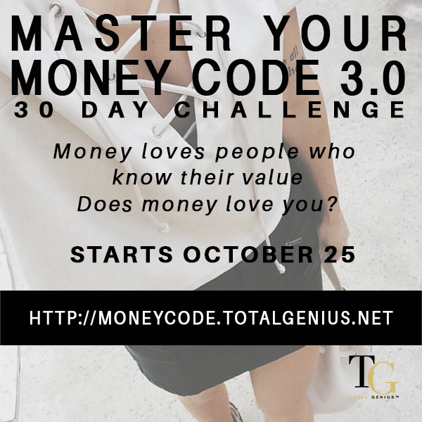Master Your Money Code #coaching #mastermind #clients #strategy #storytelling