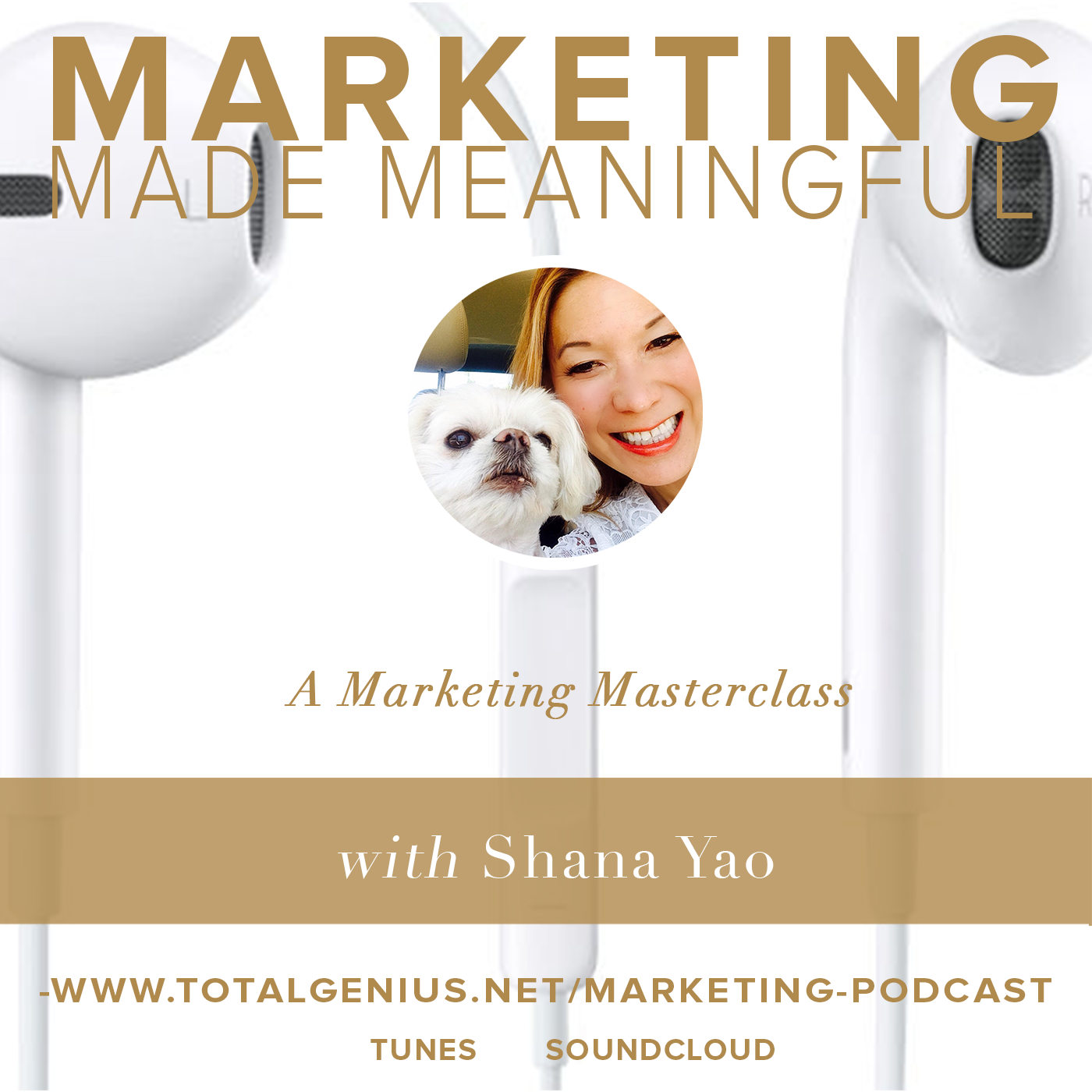 Marketing Made Meaningful podcast, itunes, soundcloud, business