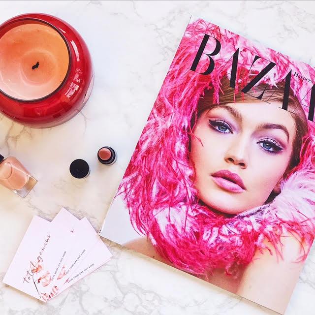 Harper's Bazaar, Gigi Hadid, Fashionista