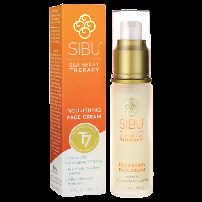 Sibu seaberry therapy nourishing face cream