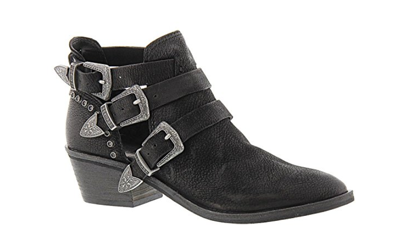 Dolce Vita Buckle Ankle Boot
